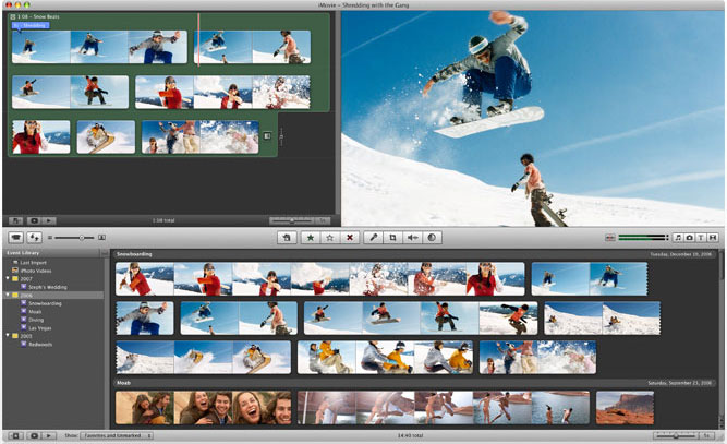 how to edit iphone video on mac