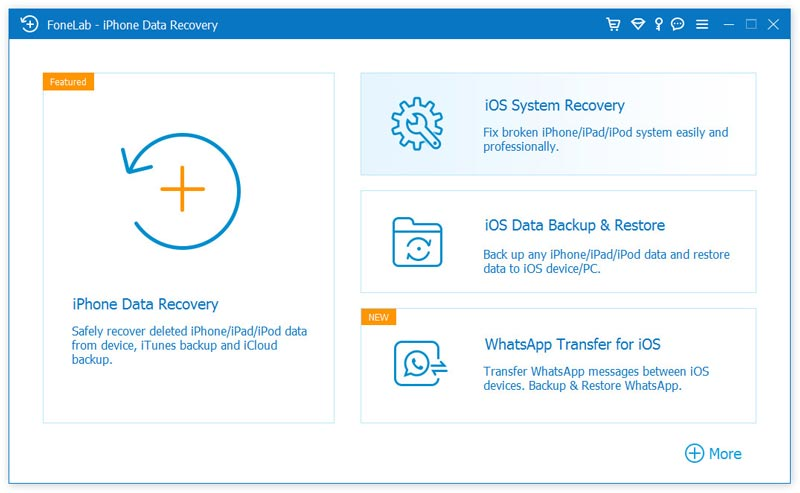 IOS13 data recovery
