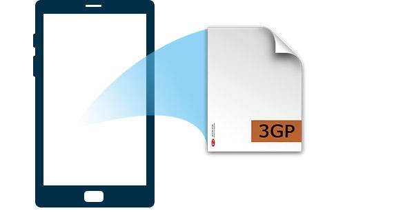 Μορφή 3GP fiel