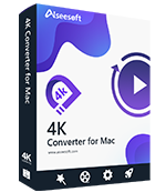 Convertitore 4K per Mac