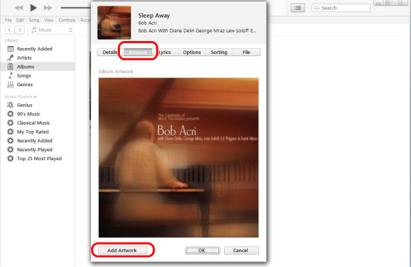 Easily] How to Add Album Art to MP3