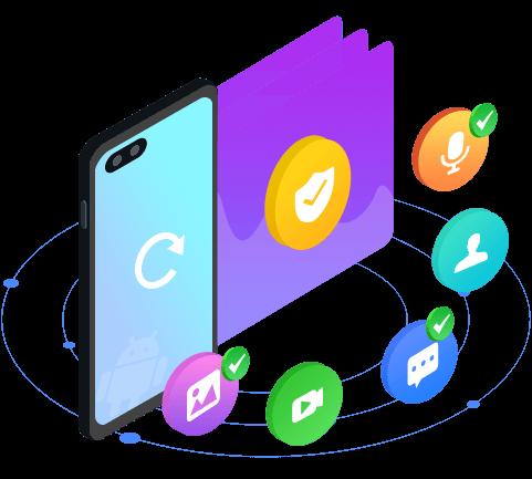 Utwórz kopię zapasową danych Androida