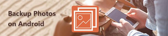 Foto di backup su Android