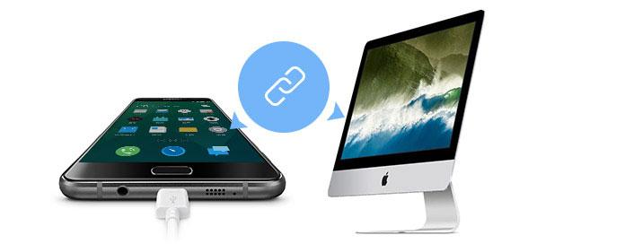 Συνδέστε το Android με Mac