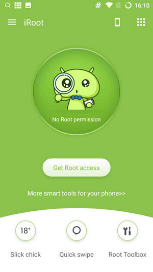 Root Android Phone με το iRoot APK