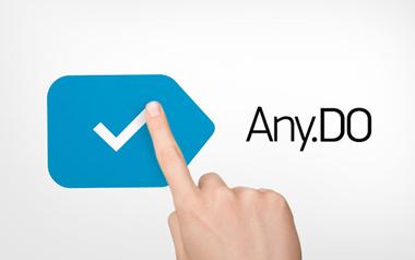 Καλύτερη εφαρμογή λήψης σημειώσεων για Android - Any.DO