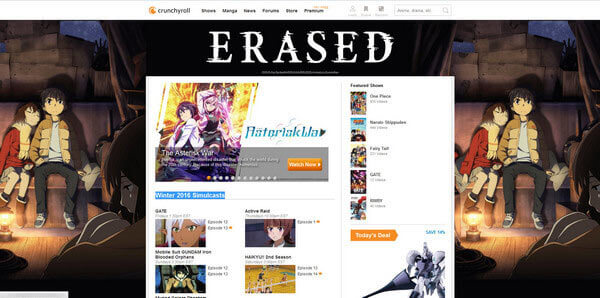 Image of: Crunchyroll Clear Anime Category To Make It Easier To Find What You Want The Simulcasts The Latest News Sites News Allnew Anime Allnew Drama Anime Haven 2019top 20 Free Anime Websites To Watchdownload Animes english