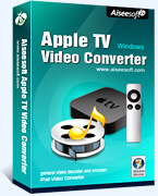 Apple TV Video Converter