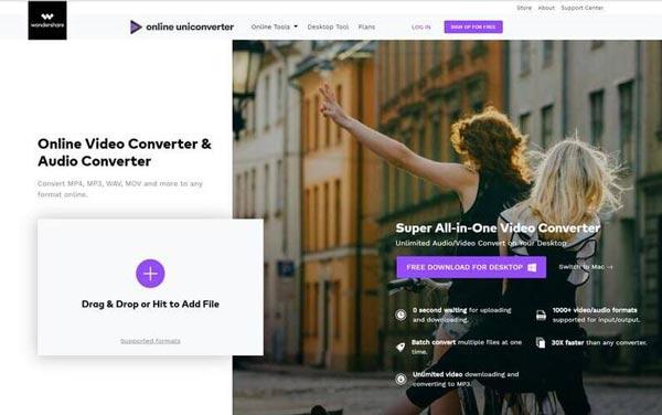 Uniconverter online