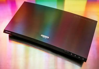 Odtwarzacz Blu-ray 4K firmy Samsung