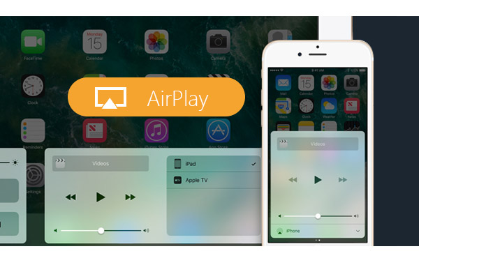 Airplay mirror iphone ipad ipod to apple tv for Mirror iphone to tv