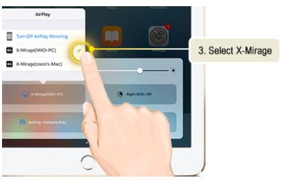 Mirror iPhone to Mac