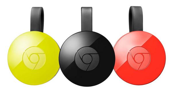 谷歌Chromecas