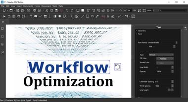 Master PDF Editor per Linux