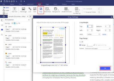 Κύριος επεξεργαστής PDF για Linux
