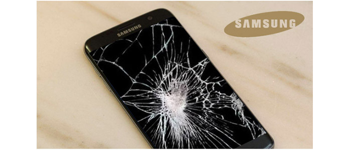 fix broken samsung phone screen