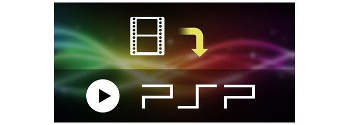 Converti video in PSP