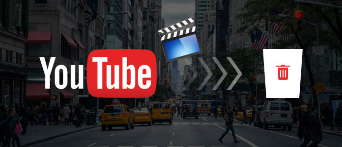 Come rimuovere un video da YouTube