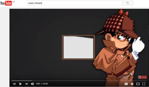 Η υπόθεση έκλεισε στο YouTube
