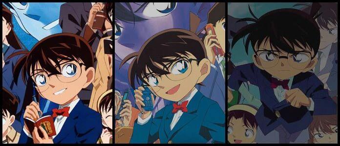 Λίστα επεισοδίων ντετέκτιβ Conan