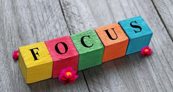 Focus su un messaggio