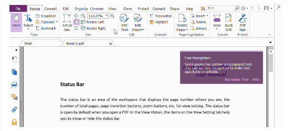 Otevřete soubor PDF