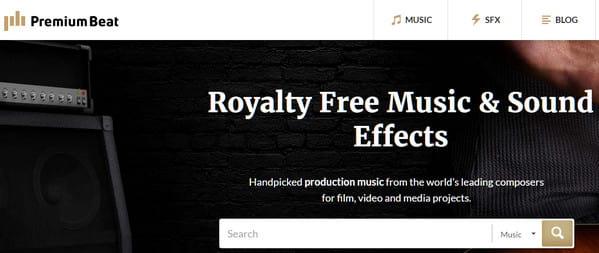 Musica Libera da Diritti - PremiumBeat
