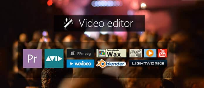 Top 10+ Free Video Editor for Windows 7/8/10