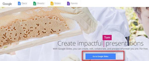 google slides google powerpoint to make edit presentations