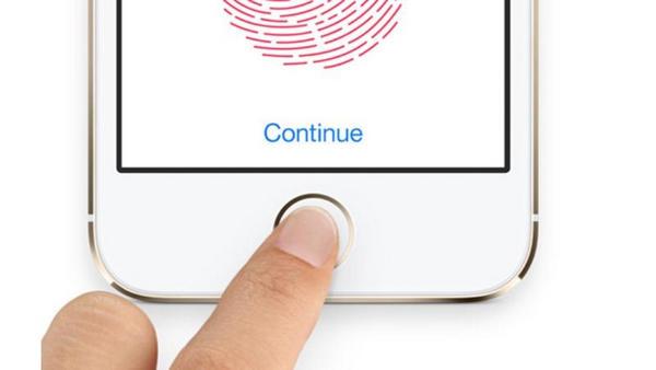 Blocco schermo impronte digitali