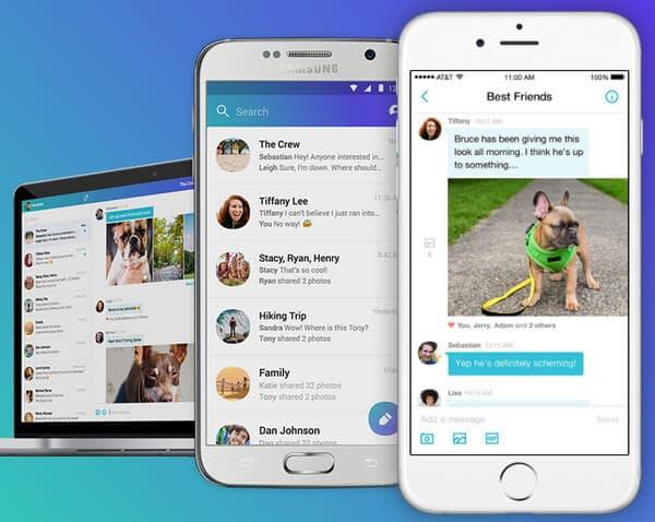 Εφαρμογή Yahoo Messenger