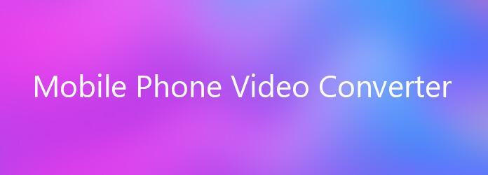 Converti video in telefono cellulare