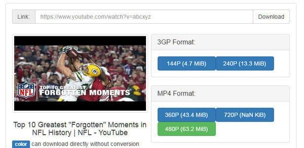 Youtube Multi Downloader στο Διαδίκτυο