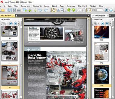 Edytor PDF-XChange