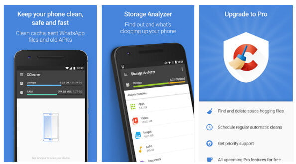CCleaner - Phone Cleaner