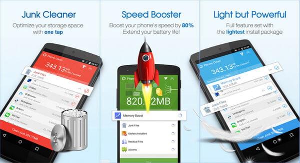 Phone Cleaner - Phone Clean Miglior acceleratore di velocità
