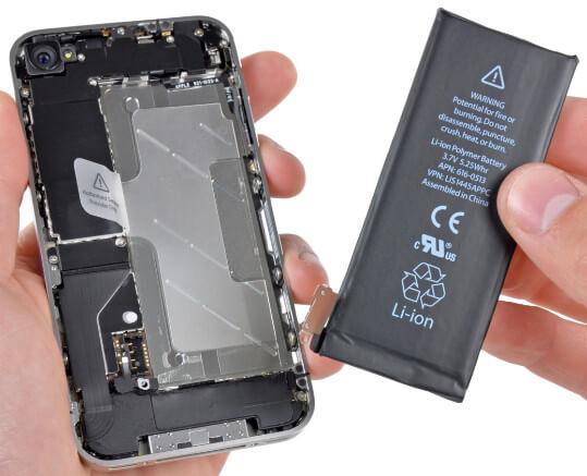 Controlla la batteria dell'iPhone
