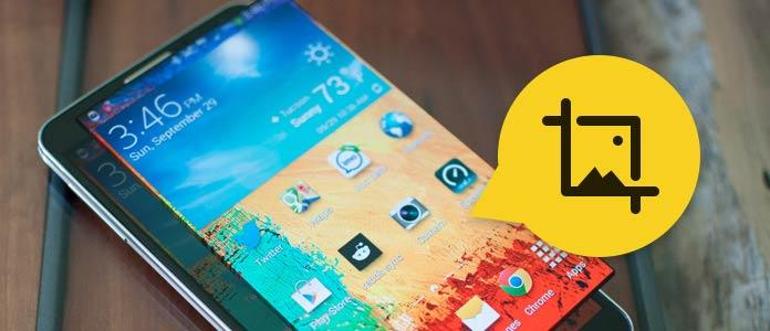 Τραβήξτε στιγμιότυπο οθόνης στο Samsung Galaxy Note 4/3