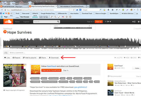 Downloader di SoundCloud (SC-DOWNLOADER)