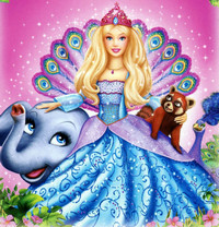 YouTube Kids Movies - Barbie as the Island Princess