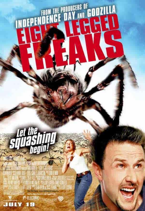 Οκτάποδα Freaks