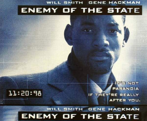 Εχθρός του κράτους