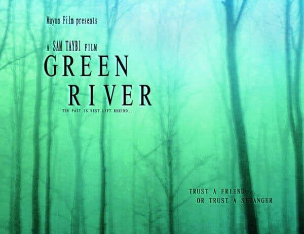 Πράσινο ποτάμι