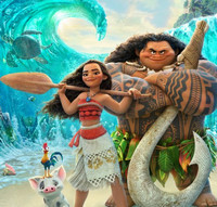 YouTube Movies - Moana