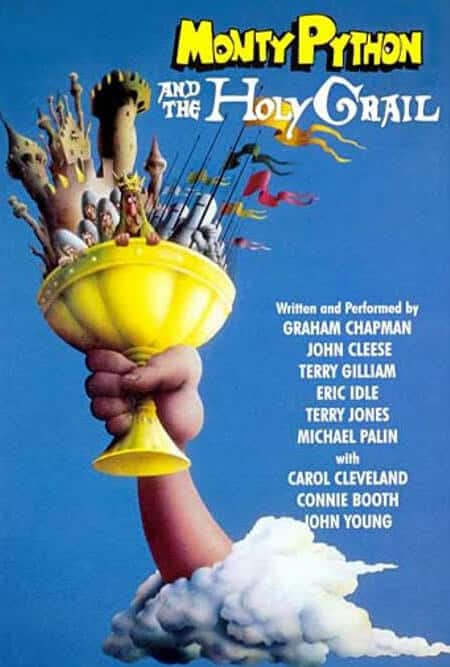 Monty Python και το Άγιο Δισκοπότηρο