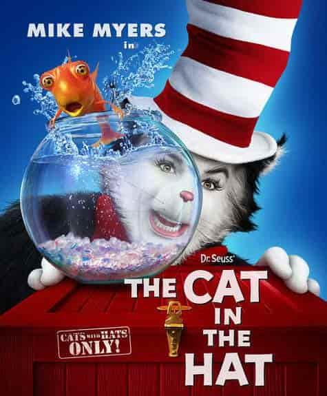 Η γάτα στο καπέλο