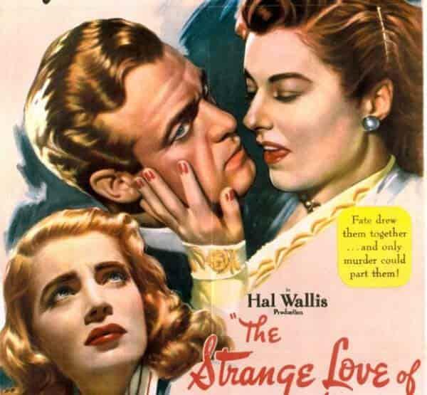 Η παράξενη αγάπη Martha Ivers