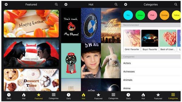 zedge app � zedge ringtones amp wallpapers app for iphone