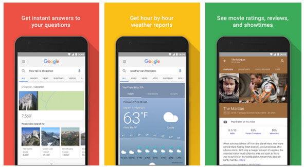Εφαρμογή Zedge Wallpapers - Μπόνους: Αναζήτηση Google