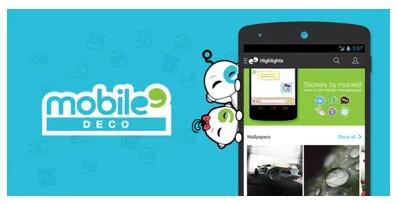 Εφαρμογή Zedge Ringtone - Mobile 9 - Deco